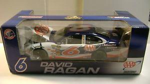 【送料無料】模型車 モデルカー スポーツカー#ゴールドシリーズdavid ragan 124 limited edition aaa 6 nascar gold series