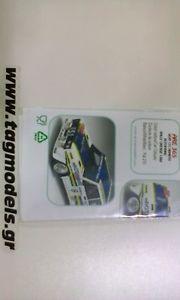 【送料無料】模型車 モデルカー スポーツカーフィアットアバルトラリーロスマンズfiat 131 abarth rothmans rally orense 1982 brand