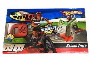 【送料無料】模型車 モデルカー スポーツカーレーシングタイマーhotwheels racing timer  ***** ******
