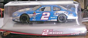 【送料無料】模型車 モデルカー スポーツカーウォーレス#モービルダッジ2005 winners circle 124 nascar rusty wallace 2 mobil dodge