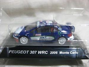 【送料無料】模型車 モデルカー スポーツカー#プジョーモンテカルロラリーカーコレクション164 cm039;s peugeot 307 wrc 2006 monte carlo ss85 rally car collection