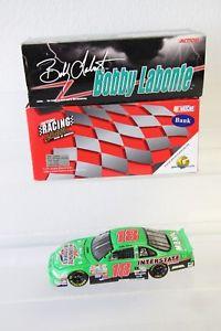 【送料無料】模型車 モデルカー スポーツカーアクションレーシング#ボビーラボンテポンティアックスケールaction racing 18 interstate batteries bobby labonte 99 pontiac, 124 scale