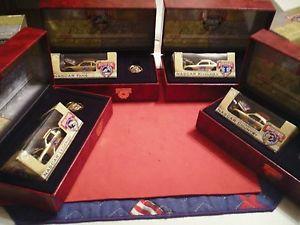 【送料無料】模型車 モデルカー スポーツカーアンコレクタボックスfour 50th ann nascar 164 cars in collector boxs from rcca