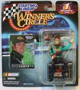 【送料無料】模型車 モデルカー スポーツカーラインナップ#サークルボビーラボンテtas020358 1999 starting lineup winner039;s circle nascar bobby labonte