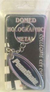 【送料無料】模型車 モデルカー スポーツカードームホログラムメタルキーチェーンペンシルベニアtas000910  domed holographic metal collegiate key chain penn state