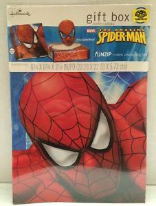 【送料無料】模型車 モデルカー スポーツカースパイダーマンボックスtas010571 the amazing spiderman hallmark gift box