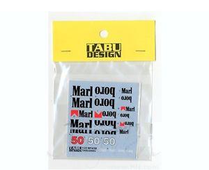 【送料無料】模型車 モデルカー スポーツカーデザインマクラーレンタバコタブデカールf1 tabu design decals tab20002c 120 for mclaren mp45b tobacco