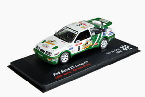 【送料無料】模型車 モデルカー スポーツカーフォードシエラコスワース#ford sierra rs cosworth 8 1988 143 auriol, occelli