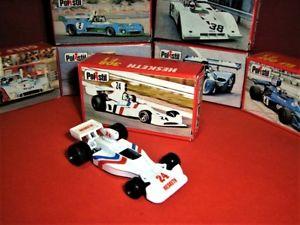【送料無料】模型車 モデルカー スポーツカークラブイタリアhesketh 308 f1 1975 polistil rj 8 club 33 made in italy 1977 rare last one