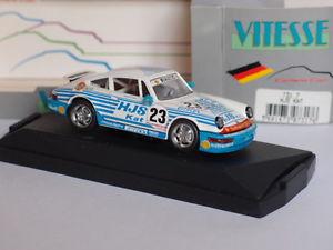 【送料無料】模型車 モデルカー スポーツカーポルシェカレラカップ#vitesse porsche carrera cup 23 hjs kat 143