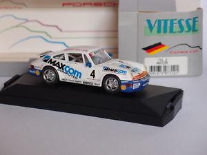 【送料無料】模型車 モデルカー スポーツカーポルシェカレラカップ#vitesse porsche carrera cup maxcom 4 143