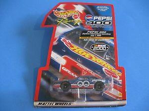 【送料無料】模型車 モデルカー スポーツカーホットホイールペプシデイトナマテルレーシングhot wheels collectible pepsi 400 at daytona, july 2000 mattel racing