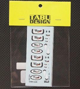 【送料無料】模型車 モデルカー スポーツカーマクラーレンタブデカールf1 tabu design decals tab43007 143 for mclaren mp419