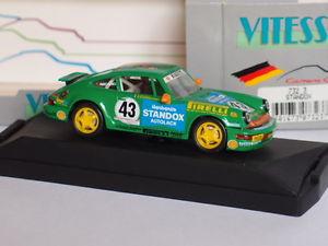 【送料無料】模型車 モデルカー スポーツカーポルシェカレラカップ#vitesse porsche carrera cup 43 standox 143