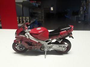 【送料無料】模型車 モデルカー スポーツカーホットホイールクラレットスタンディングモデルhot wheels 118 kawasaki ninja zw in claret standing model