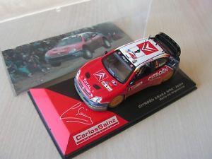 【送料無料】模型車 モデルカー スポーツカーシトロエンクサララリーセリエ143 car eme citroen xsara wrc rally 2004 serie 14