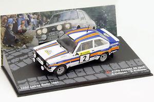 【送料無料】模型車 モデルカー スポーツカーフォードエスコート#ラリーバタネンリチャーズネットワークford escort rs1800 2 1000 rally lakes 1981 vatanen richards 143 ixo altaya
