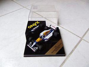 【送料無料】模型車 モデルカー スポーツカーウィリアムズルノーデイモンヒル#オニキスwilliams renault fw15b damon hill 0 onyx 170 143 f1 formula 1 1993