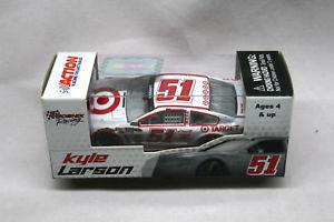 【送料無料】模型車 モデルカー スポーツカーアクションカイルラーソン#ターゲットシボレーhot action 164 2013 kyle larson 51 target chevy ss