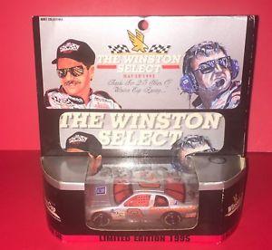 【送料無料】模型車 モデルカー スポーツカーデイルアーンハートウィンストンシリーズレーシング1995 dale earnhardt sr the winston select series racing 164 limited edition