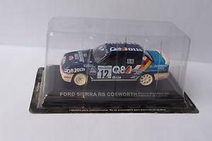 【送料無料】模型車 モデルカー スポーツカーフォードシエラコスワース#モンテカルロラリーaltaya ford sierra rs has cosworth 12 monte carlo rally 1991 143