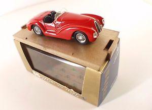 【送料無料】模型車 モデルカー スポーツカーフェラーリスポーツボックスbrumm r66 ferrari 815 sport 1940 in box 143 mib