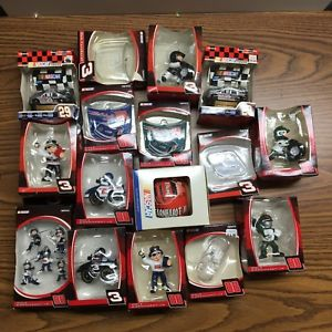 【送料無料】模型車 モデルカー スポーツカーレースデイルアーンハートジュニアtrevco nascar racing ornaments 16 in lot most are dale earnhardt jr