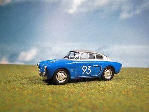 【送料無料】模型車 モデルカー スポーツカールノーミッレミリア##** renault rdl special mille miglia 1955 143 8 **