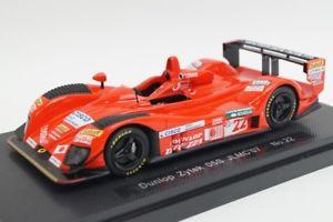 【送料無料】模型車 モデルカー スポーツカーダンロップ#モデルカー143 ebbro 43938 dunlop zeitec 05s jlmc 2007 22 model cars
