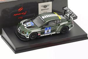 【送料無料】模型車 モデルカー スポーツカーベントレーコンチネンタルグアテマラ#ベントレーモーターズbentley continental gt3 85 24 h nrnburgring 2015 bentley motors ltd 164 spark