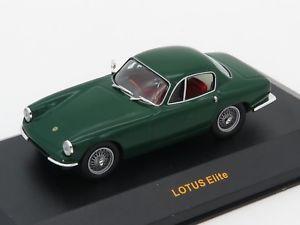 【送料無料】模型車 モデルカー スポーツカーネットワークモデルクラシックロータスエリートixo models clc047 lotus elite 143
