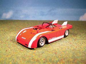 【送料無料】模型車 モデルカー スポーツカーフィアットアバルトスパイダースポーツプロトタイプ##** fiat abarth 2000 spider sports prototype 143 149 **