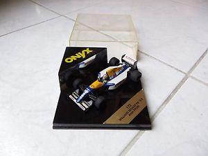 【送料無料】模型車 モデルカー スポーツカーウィリアムズルノーアランプロスト#オニキスフォーミュラwilliams renault fw15b alain prost 2 onyx 172 143 1993 f1 formula 1