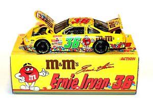 【送料無料】模型車 モデルカー スポーツカーアクション1998 124 action m amp; m ernie irvan