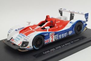 【送料無料】模型車 モデルカー スポーツカールマン#モデルカー143 ebbro 43862 zytec 06s le mans 24h 2006 2 model cars