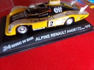 【送料無料】模型車 モデルカー スポーツカーアルパインルノールミニチュアカーコレクションalpine renault a 442 b le man 1978 solido 48 143 miniature car collection