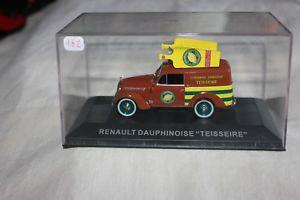 【送料無料】模型車 モデルカー スポーツカーミニチュア#ルノーアルパインminiature vehicles 162 renault alpine teisseire
