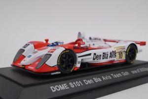 【送料無料】模型車 モデルカー スポーツカードームチームエイビスコルマン#143 ebbro 43212 dome s101 team den bla avisgoh le mans 2001 10