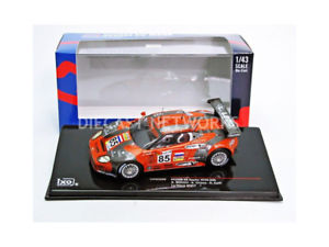 【送料無料】模型車 モデルカー スポーツカーネットワークスパイカースパイダールマンixo 143 spyker c8 spyder gt2r le mans 2007 lmm225p