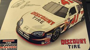【送料無料】模型車 モデルカー スポーツカー2006reed sorenson action dodge discount tire 124 nascardiecast replica2006 reed sorenson action dodge discount tire 124 na