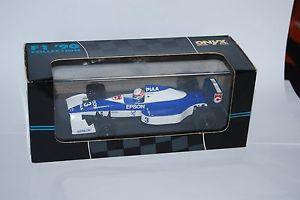 【送料無料】模型車 モデルカー スポーツカーオニキスティレルスケールonyx tyrrell 019 nakajima ref 083 scale 143