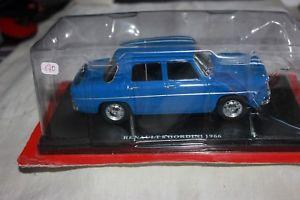 【送料無料】模型車 モデルカー スポーツカー170renaultgordini 19668miniature vehicles no 170 renault 8 gordini 1966