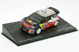 【送料無料】模型車 モデルカー スポーツカーシトロエンラリーメキシコアル143 citroen ds3 wrcloebrally mexico 2011al 2011mx01i