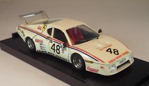 【送料無料】模型車 モデルカー スポーツカーフェラーリスクーデリアロッソルマン#brumm 143 ferrari 512 bb scuderia rosso le mans 1981 bnib 332