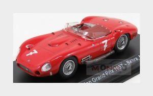 【送料無料】模型車 モデルカー スポーツカーマセラティマセラティスパイダー#スウェーデンモスmaserati 450s spider 7 sweden gp 1957 moss behra red sstand 143 mascol 037
