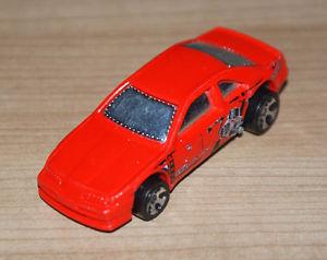 【送料無料】模型車 モデルカー スポーツカーレッドvehicle 1989 red hotwheels no 98