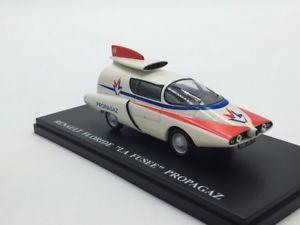 【送料無料】模型車 モデルカー スポーツカールノーアシェットrenault floride propagaz 143 advertising vehicles fascicle n5151 hachette
