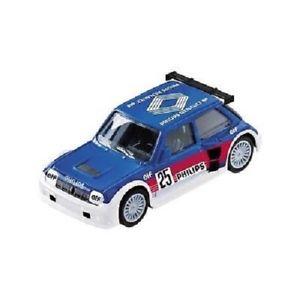 【送料無料】模型車 モデルカー スポーツカーモンドモーターズルノーマキシターボ#ヴィンテージメタルmondo motors * renault maxi turbo 1985 25 vintage * ech 143 metal *