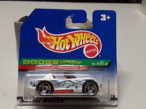 【送料無料】模型車 モデルカー スポーツカーホットホイールダッジオリジナルボックスhot wheels dodge viper rt 10 4 of 4 in original box