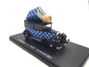 【送料無料】模型車 モデルカー スポーツカーアシェットcitron c4 lustucru 143 advertising vehicles fascicle n3051 hachette